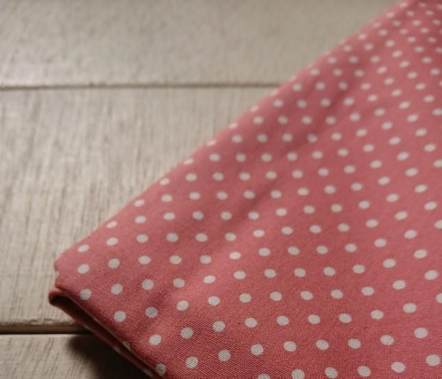 水玉(濃いピンク)イメージ