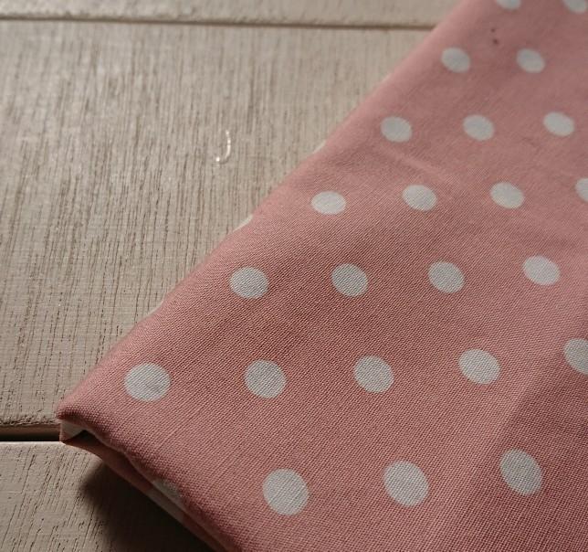 水玉(薄いピンク)イメージ