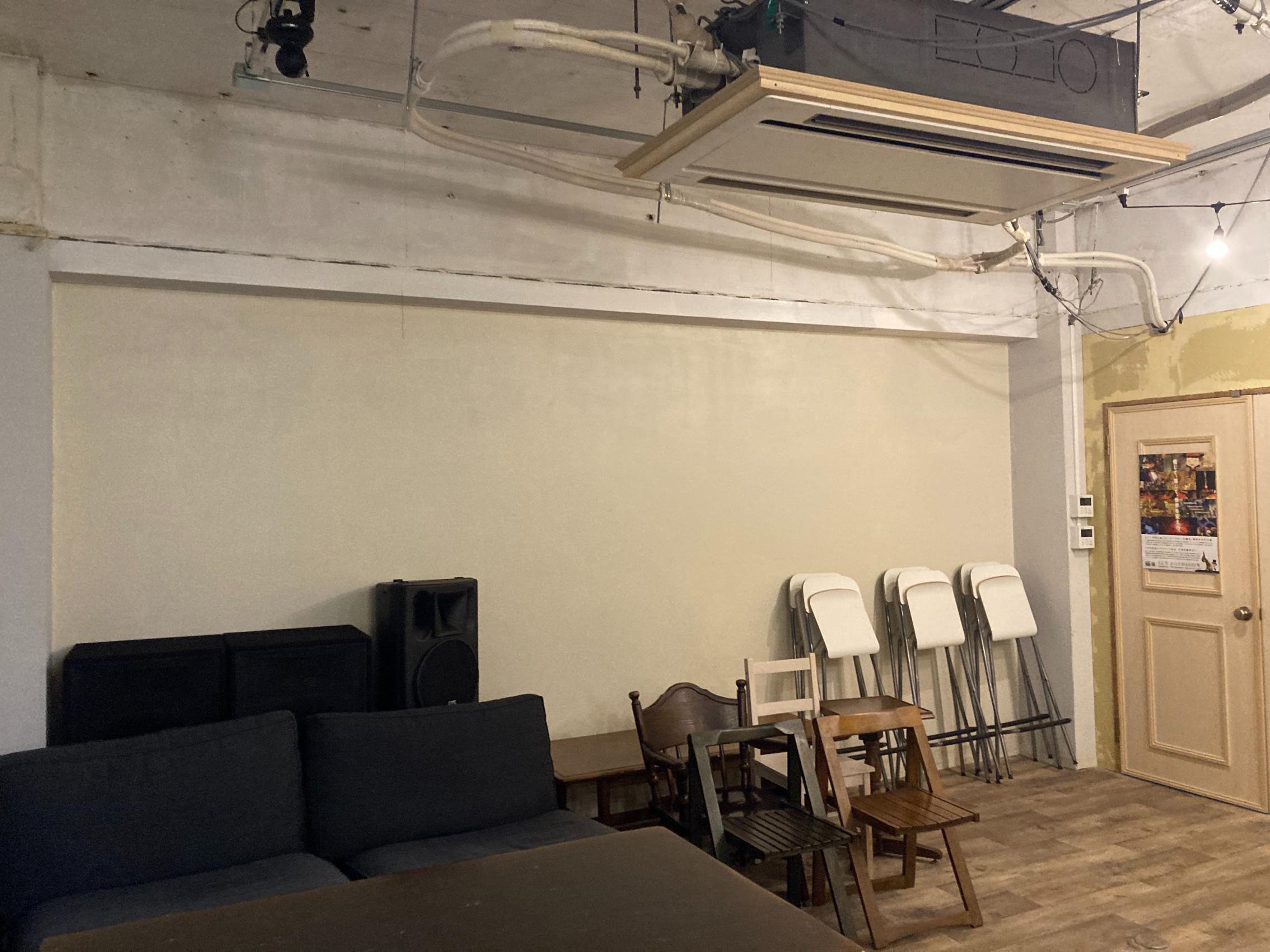 大須 室内塗装