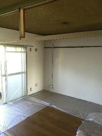岡崎市アパート内装工事