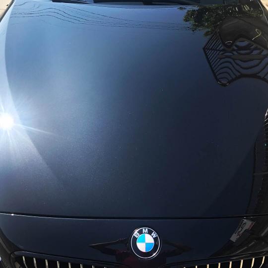BMW6シリーズ クーペ 最新コーティング剤施工