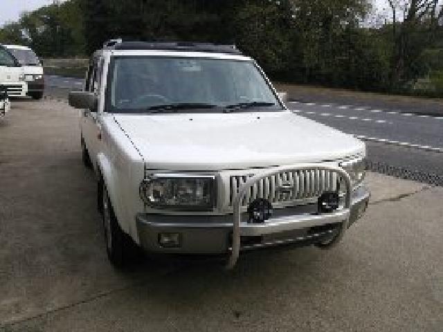 日産 ラシーン 1.8 ft タイプII 4WD0