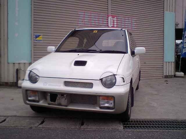 スズキ アルトワークス 660 RS/X0