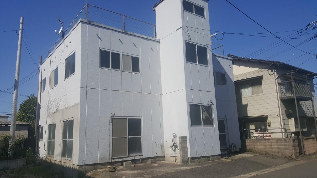 苅田町Y荘解体工事の施工前イメージ