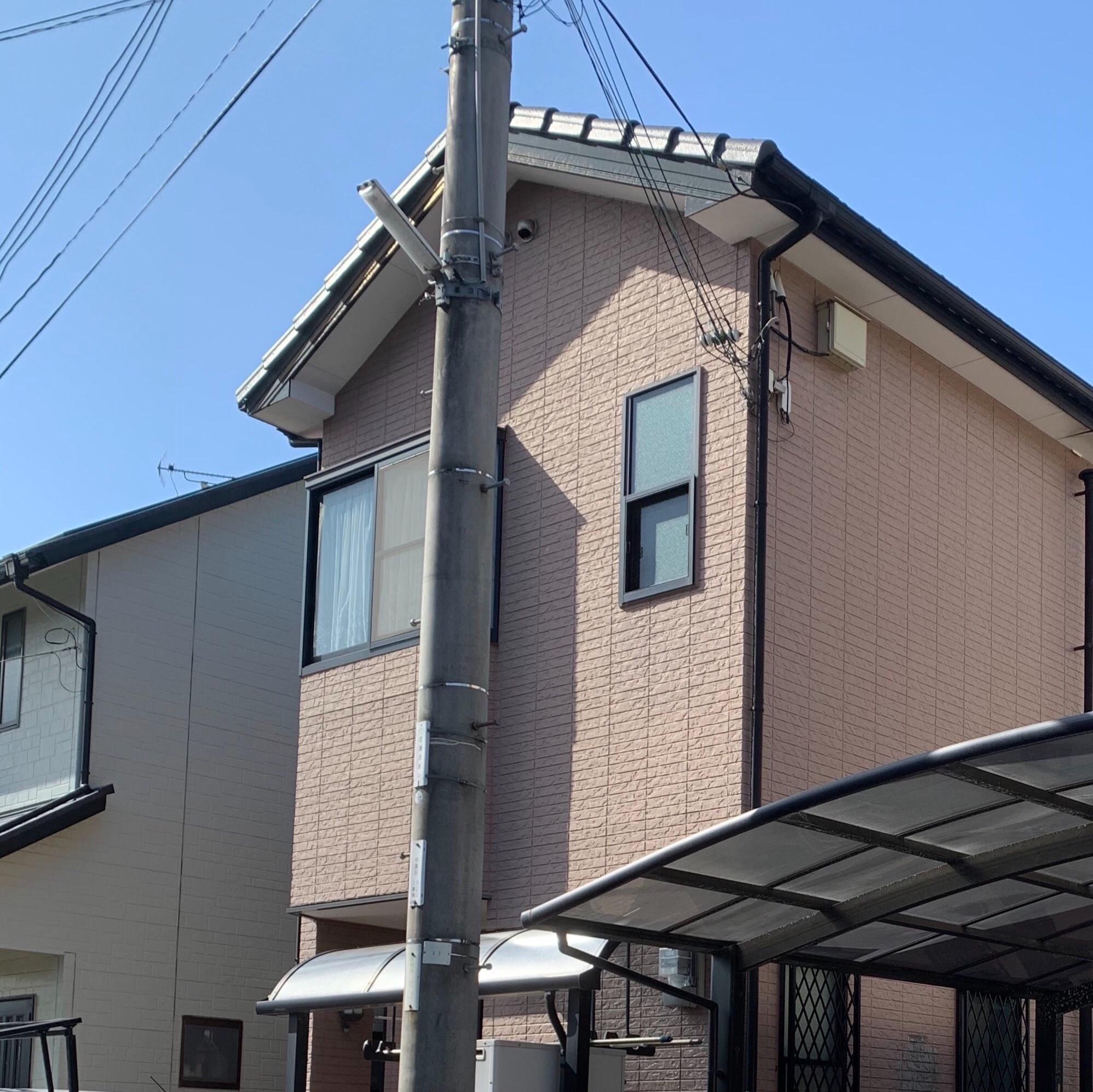 和歌山市で外壁塗装のご依頼! after画像