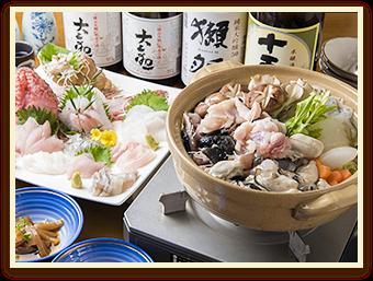 漁師直伝のどぶ汁とあんこう鍋が味わえる!
