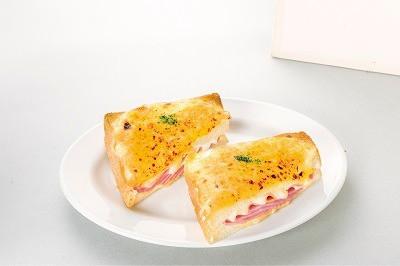 クロックムッシュ(ハム&チーズ)