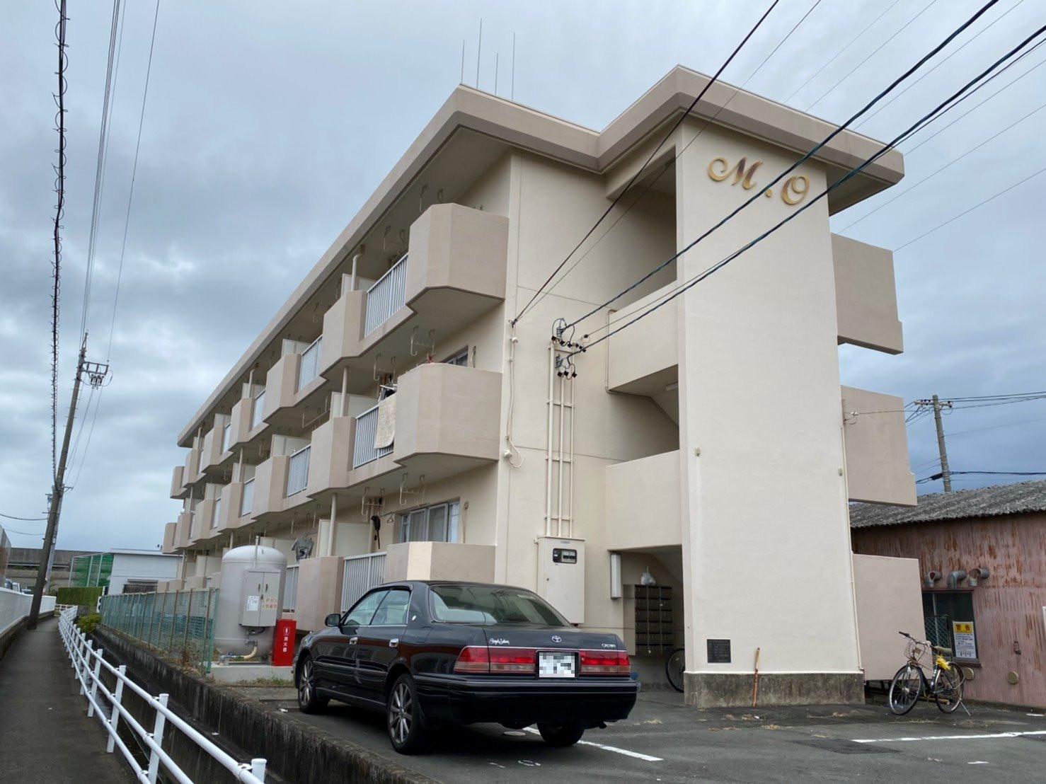 磐田市上岡田「M.Oマンション203号室」原状回復工事        リフォーム・リノベーションの事ならMAXメディエイト