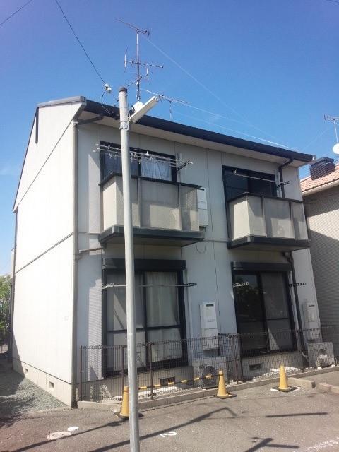 浜松市中区布橋2丁目「シャーメゾン布橋 201号室」原状回復工事     原状回復工事の事ならMAXメディエイト