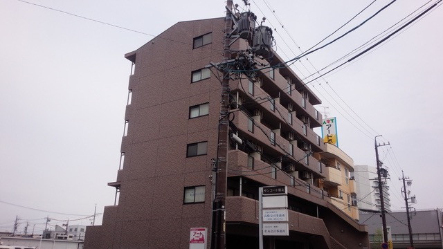 浜松市中区中央「サンコート朋友」屋根補修工事