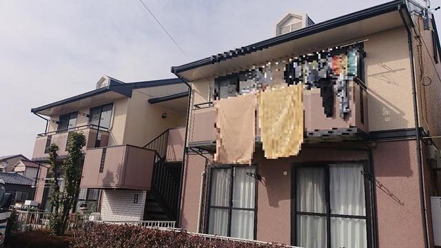 浜松市東区篠ケ瀬町「ツインタウンB101号室」室内清掃