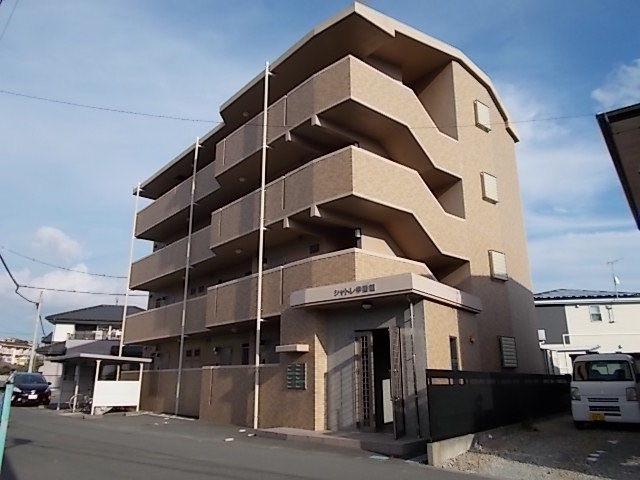 シャトレ参番館 ~オールコミュファ・マンション~