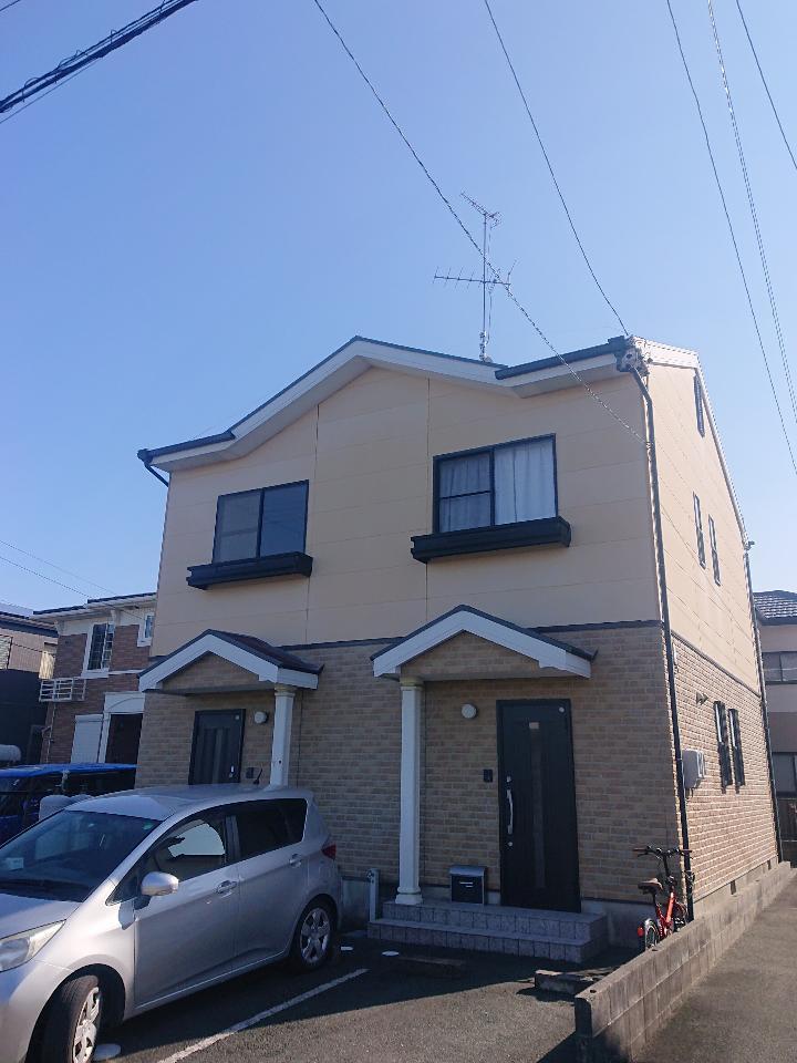 静岡県浜松市篠原町「テラスハウス」原状回復工事    リフォーム・リノベーションの事ならMAXメディエイト