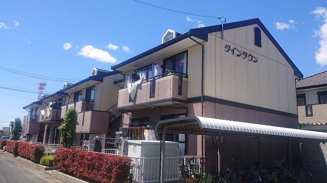 浜松市東区篠ケ瀬町「ツインタウンA102号室」 室内清掃