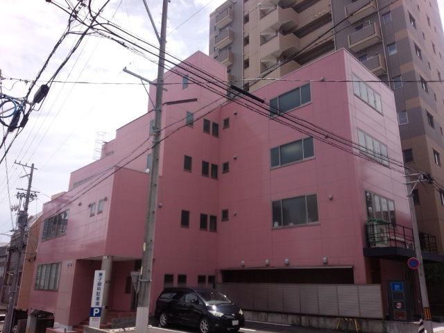 浜松駅近くの事務所です「元城ビル4B号室」室内清掃