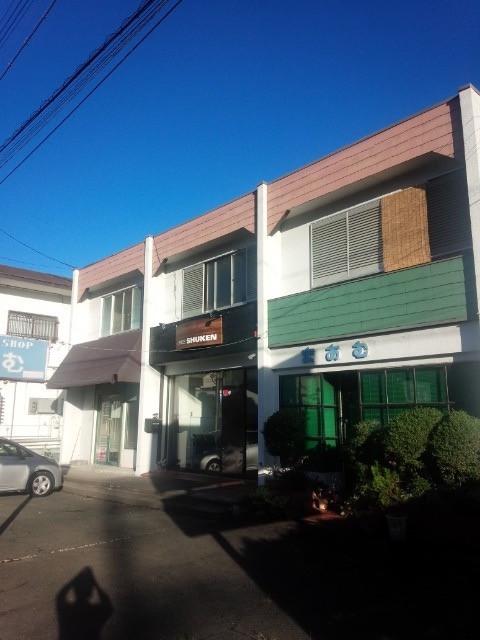 浜松市中区佐鳴台「京極様店舗」除草