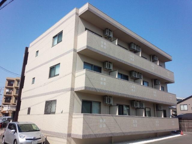 浜松市中区木戸町「アルルズフォレスト103号室」室内清掃