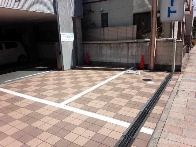 浜松市中央 駐車場ライン引き