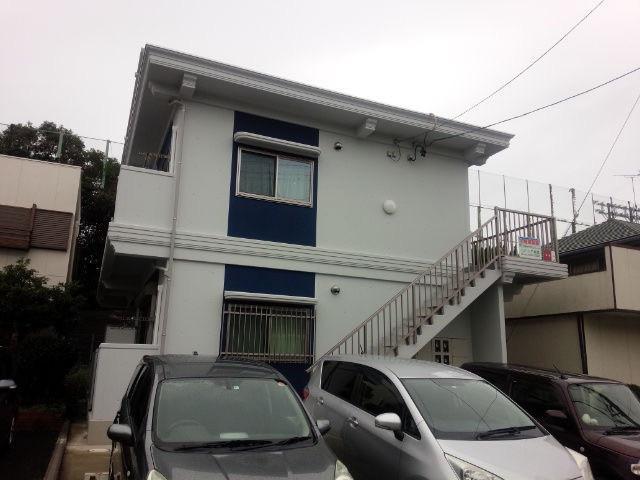 浜松市東区有玉台4「グランコーポ202号室」室内清掃