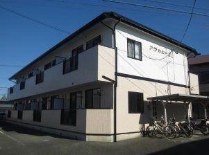 浜松市中区和合町「アラカルトⅡ205号室」原状回復工事             リフォーム・リノベーションの事ならMAXメディエイト