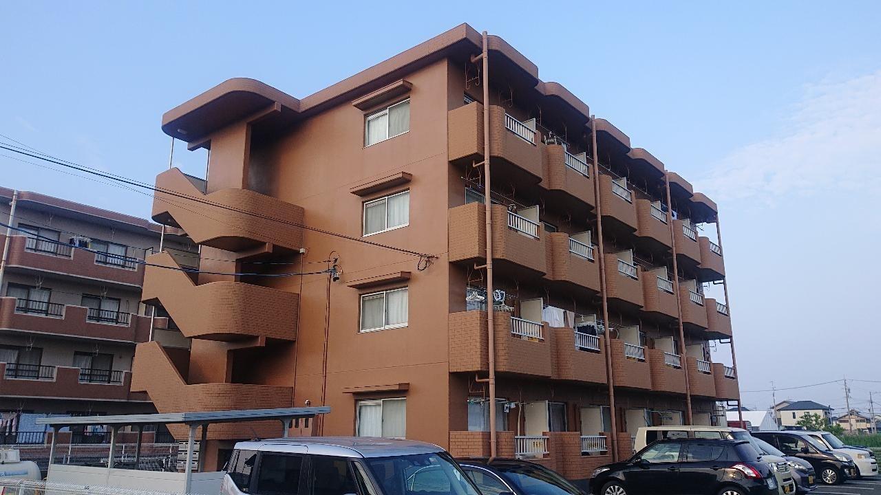 浜松市西区篠原町「クロシェットⅠ 207号室」原状回復工事     原状回復工事の事ならMAXメディエイト
