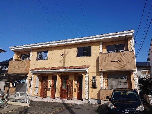 浜松市西区入野町「グレースイン南平201号室」原状回復工事        リフォーム・リノベーションの事ならMAXメディエイト