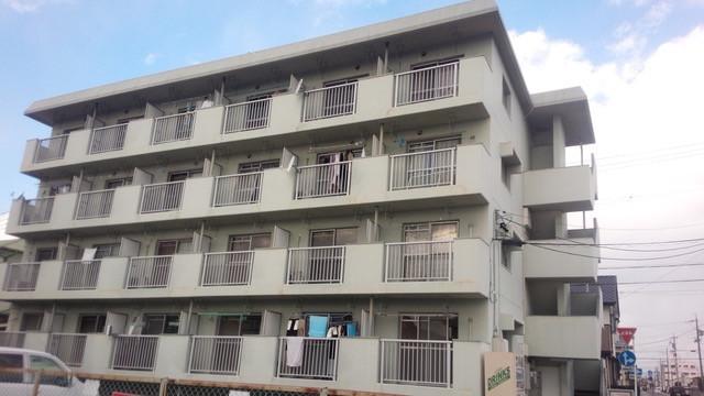浜松市中区中島「カーサナカジマ306号室」原状回復工事