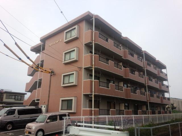 浜松市西区篠原町「クロシェットⅡ 203号室」原状回復工事     原状回復工事の事ならMAXメディエイト