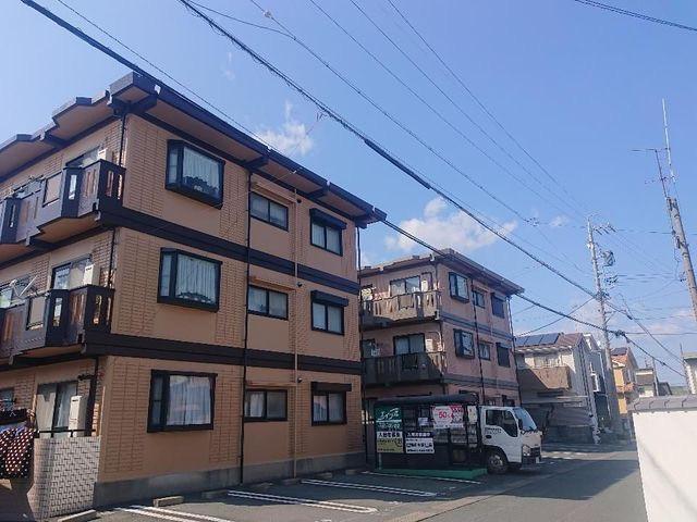浜松市東区市野町「マンションソレイユⅡ」ライン工事            リフォーム・リノベーションの事ならMAXメディエイト