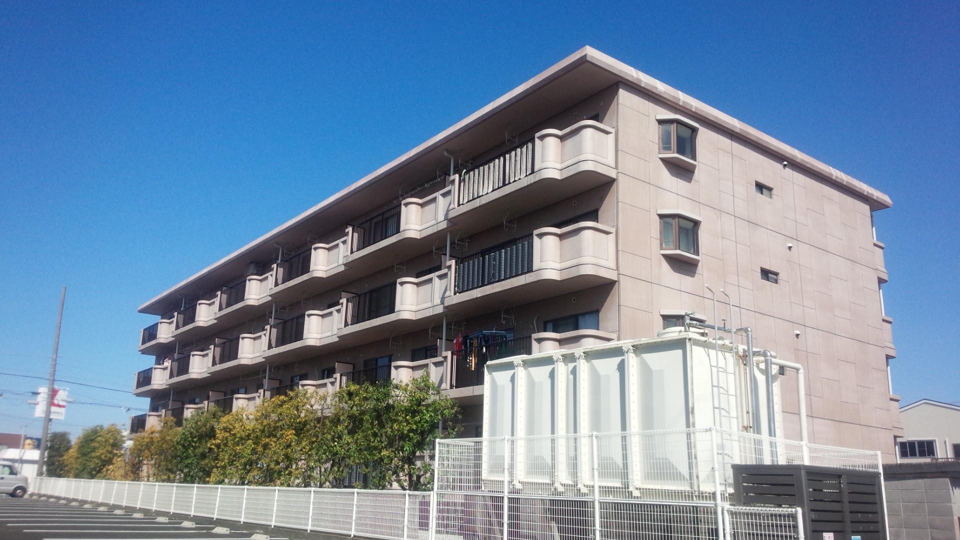 浜松市中区西伊場町「さくらハイツ 102号室」原状回復工事     原状回復工事の事ならMAXメディエイト