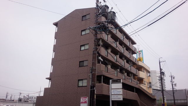 浜松市中区中央「サンコート朋友」排水設備交換