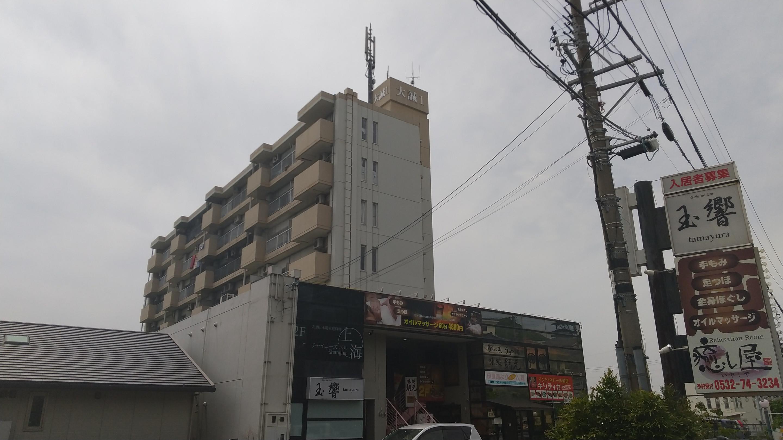 愛知県豊橋市大岩町字北元屋敷「センチュリー大誠 713号室」室内清掃         退去時のクリーニングはMAXメディエイトへ