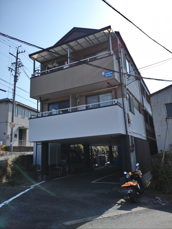 愛知県豊橋市橋良町「Snapper Rocks 2A号室」室内清掃         退去時のクリーニングはMAXメディエイトへ