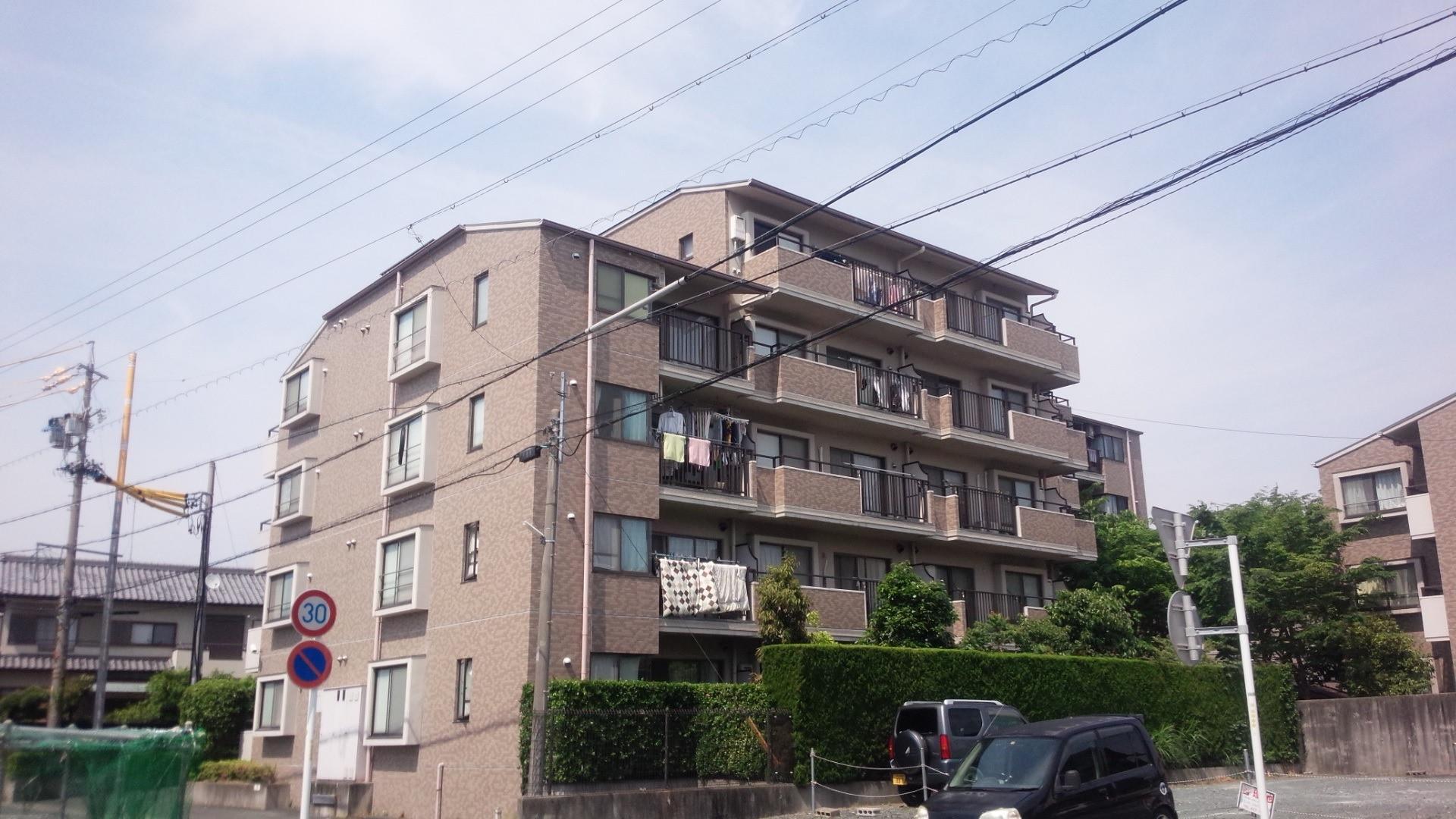浜松市西区入野町「スカイパレス南平台 A棟 506号室」原状回復工事     原状回復工事の事ならMAXメディエイト
