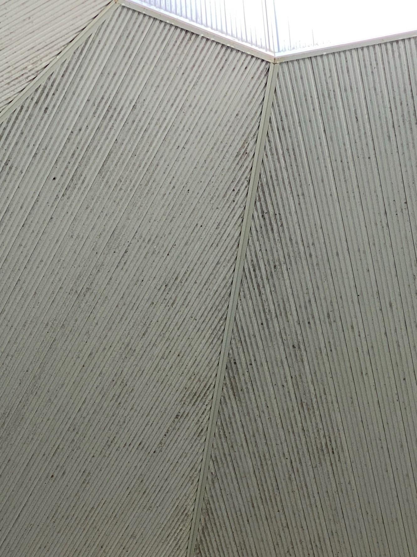 大浴場天井クリーニング