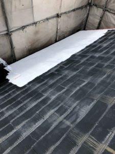 大和高田市で屋根の遮熱塗装をしました画像11