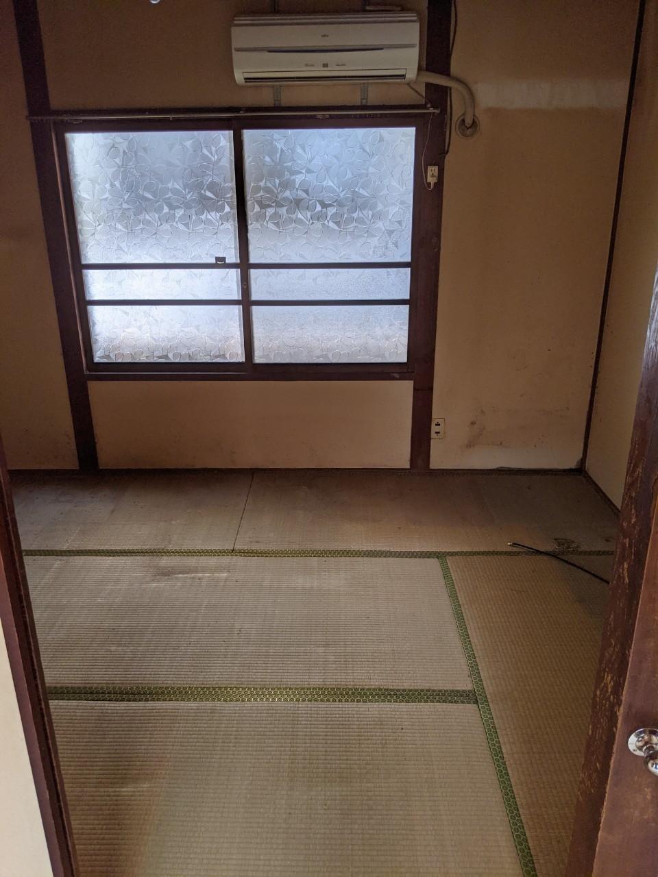 福山市 ゴミ屋敷整理 空家整理 片付け及び撤去