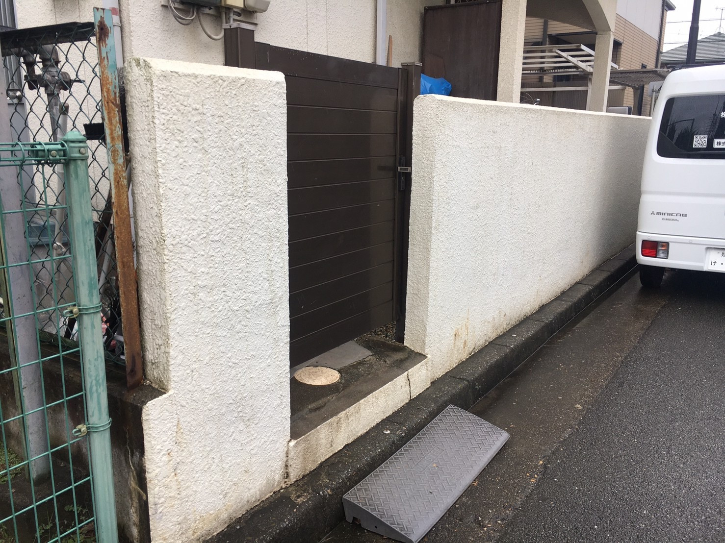 外壁・塀塗装 ラジカル制御型塗料