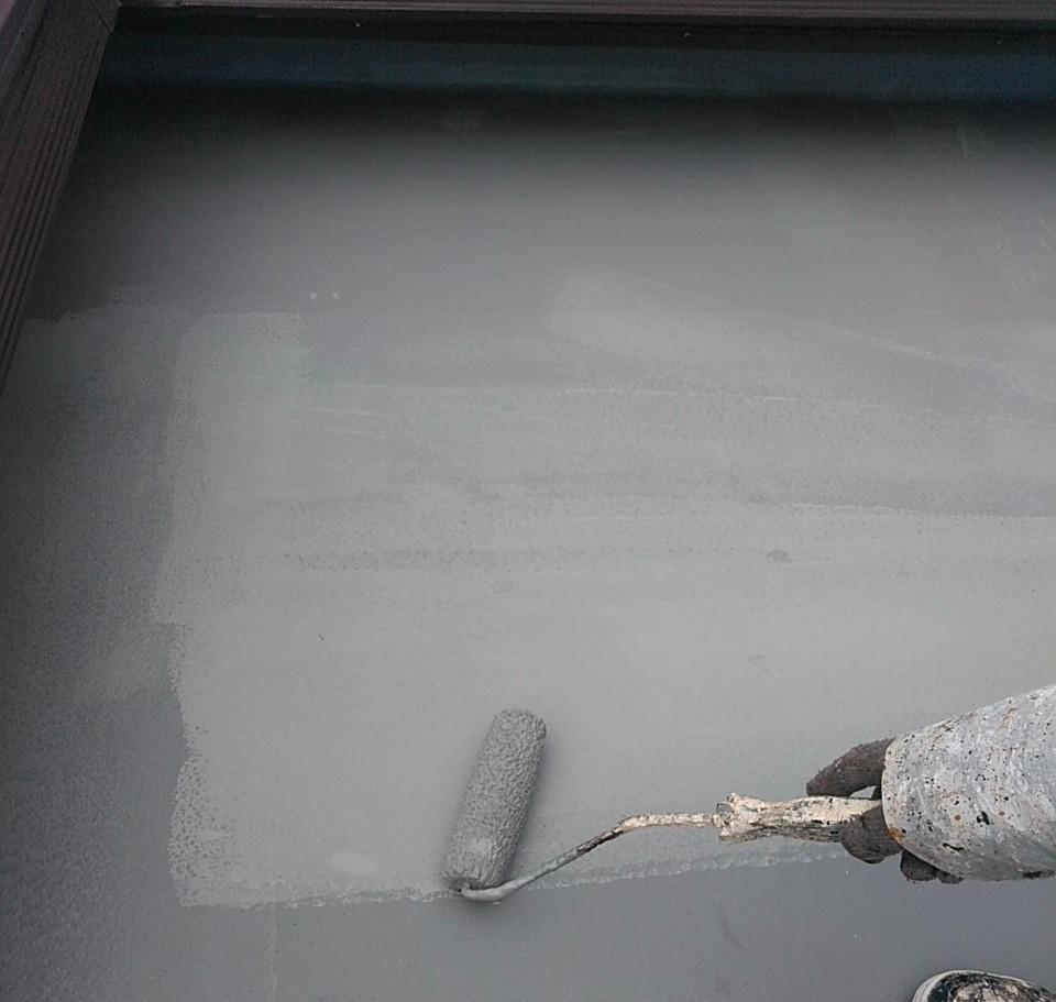 外壁・屋根塗装 ウォールバリア多彩仕上工法