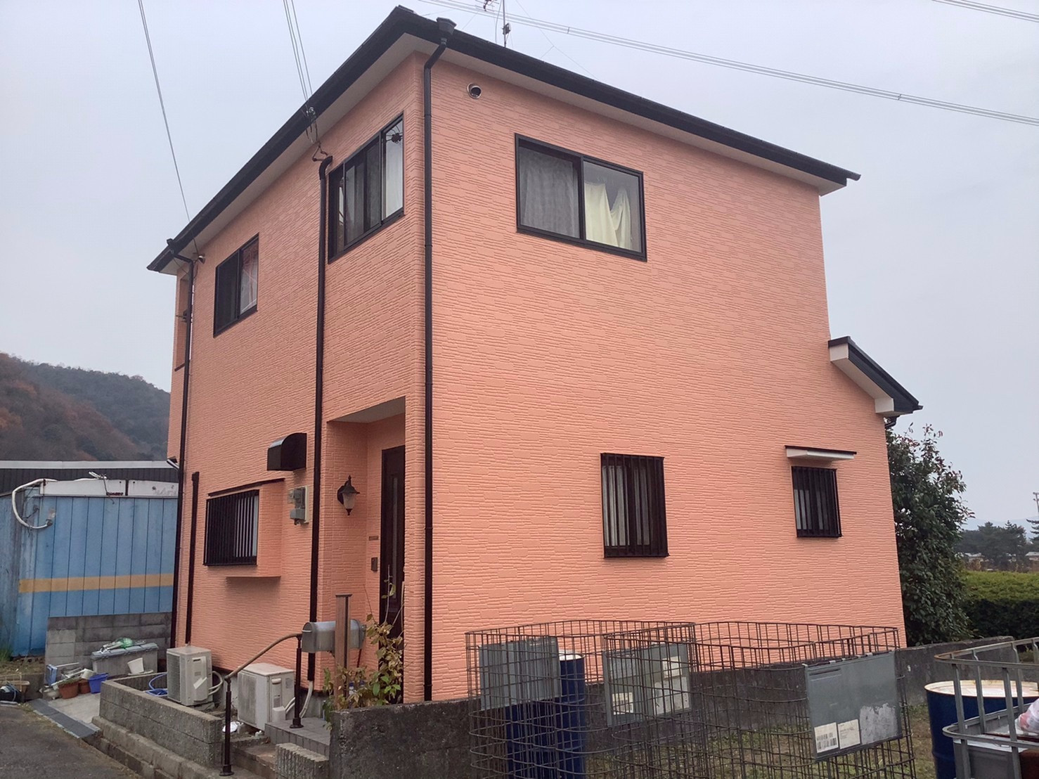 外壁・屋根塗装 無機系塗料