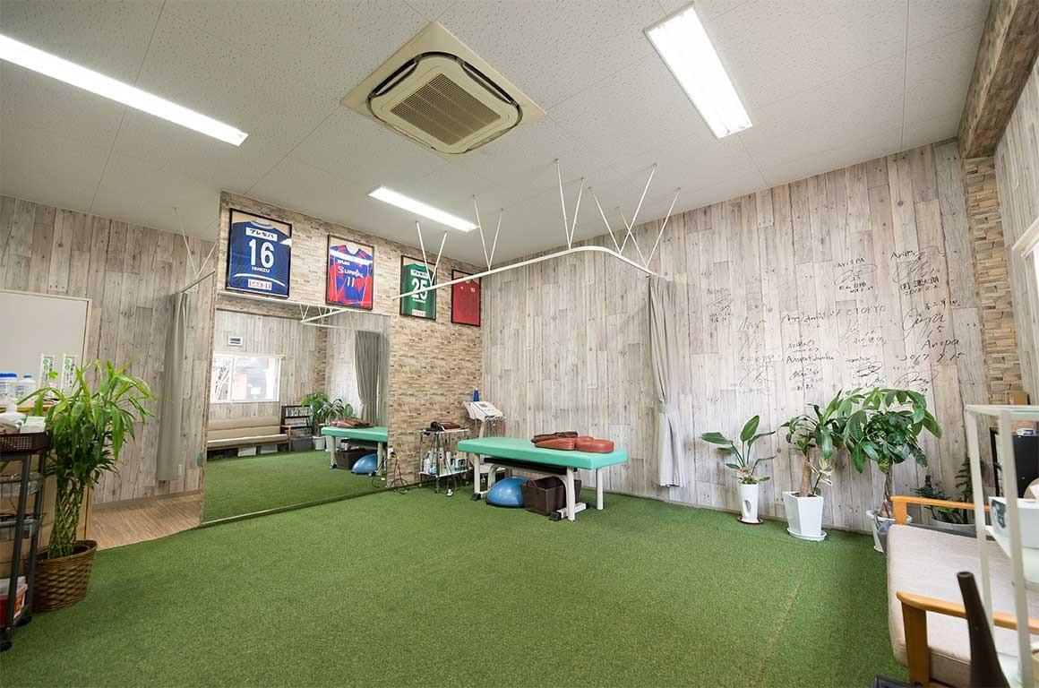鍼灸院Repair施設