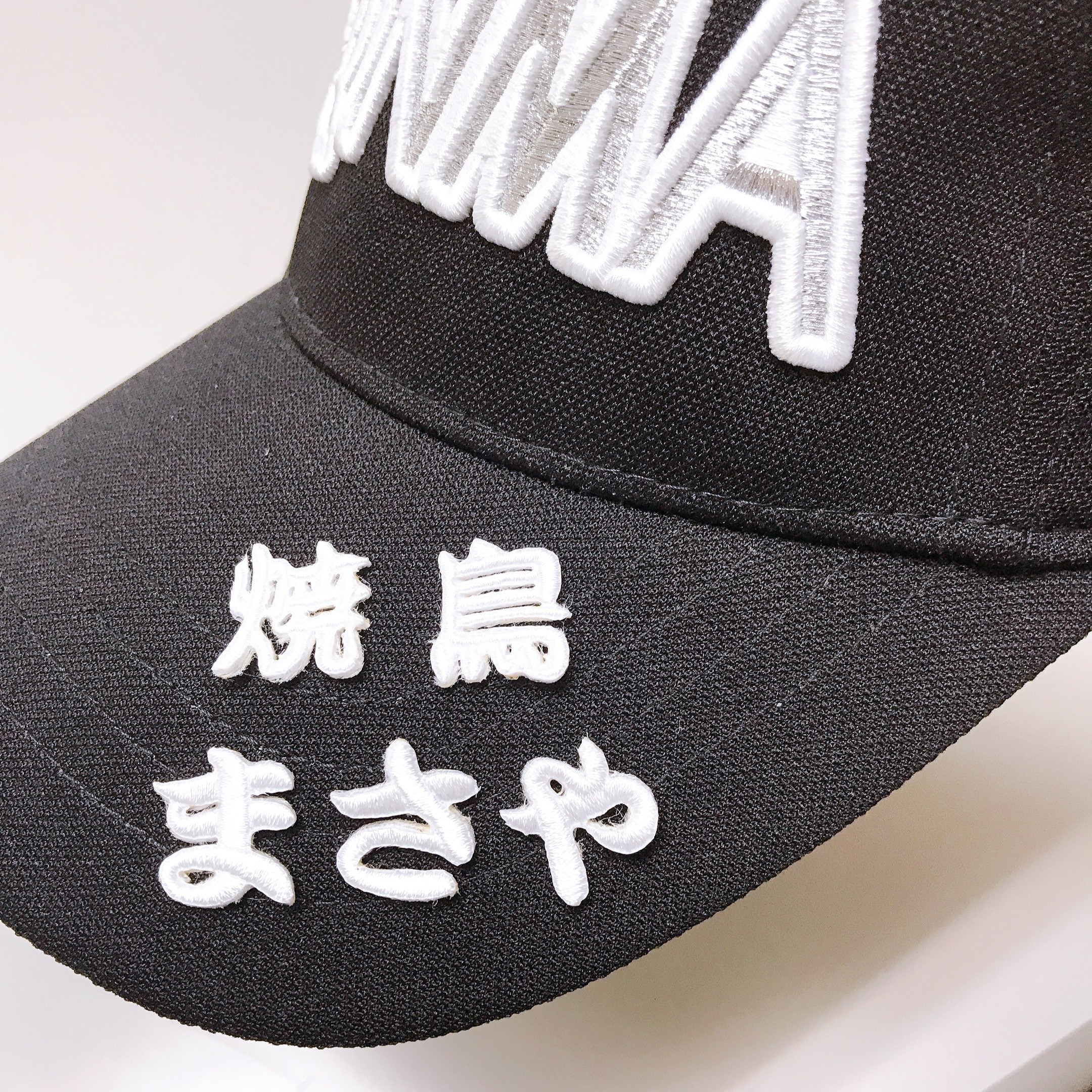 ワッペン加工(サガラ・コード・3D・ロック)