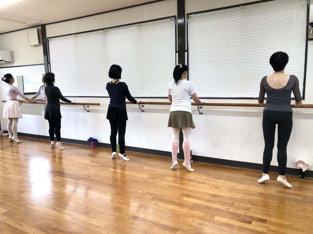 大人になってから始めるバレエ