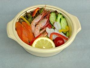 豪華 海鮮サラダ(二人前)
