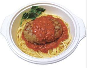 ハンバーグミートスパゲティー