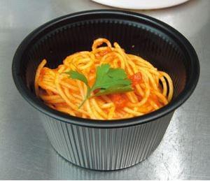 シンプルトマトスパゲティ