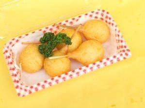 ミニチーズドッグ