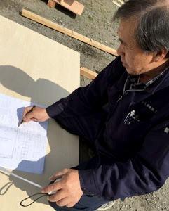 代表取締役・総合建築事業部 / 菊地 英雄