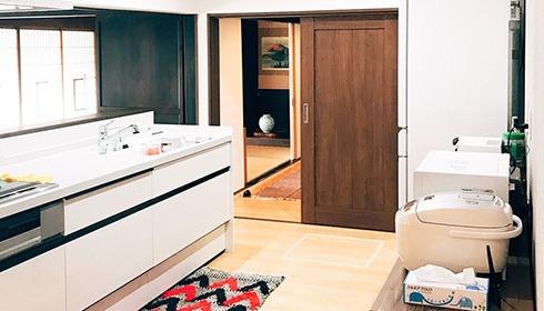 岐阜県恵那市の一棟貸し宿泊施設「なな光」