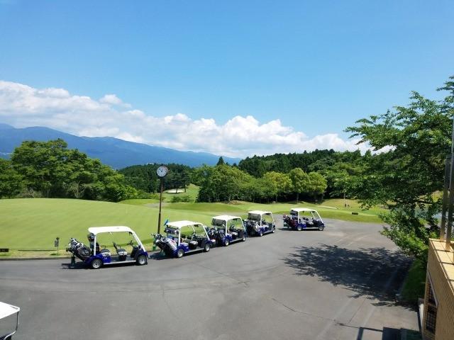 ゴルフ場でのサンプリング商品の展示は効果が大きい!